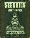More information about SEEKRIEG 4 Naval Wargame Rules 1880-1945